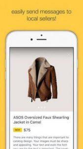 ios apple store mobile application screenshot accept