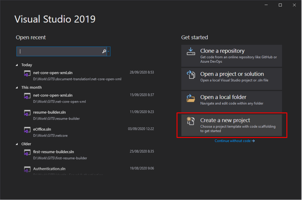 software developer indonesia project visual studio code microsoft