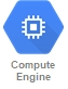 google cloud platform icon compute engine