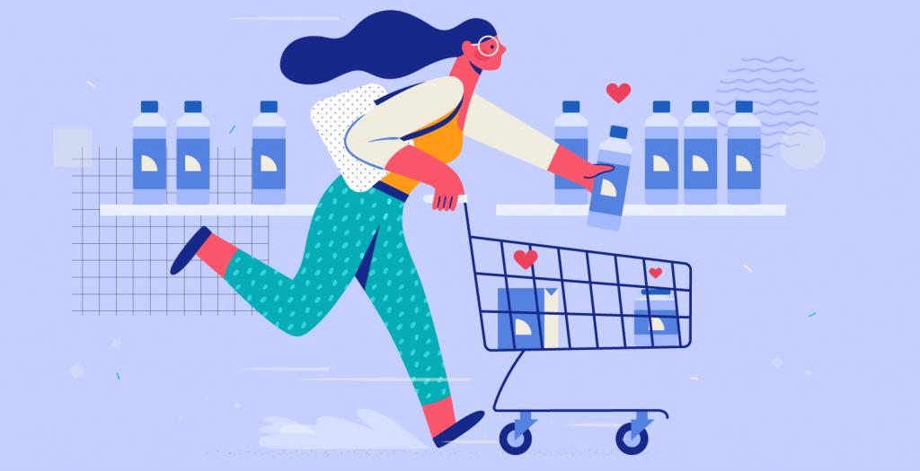customer loyalty program contoh aplikasi ecommerce e commerce loyalitas app