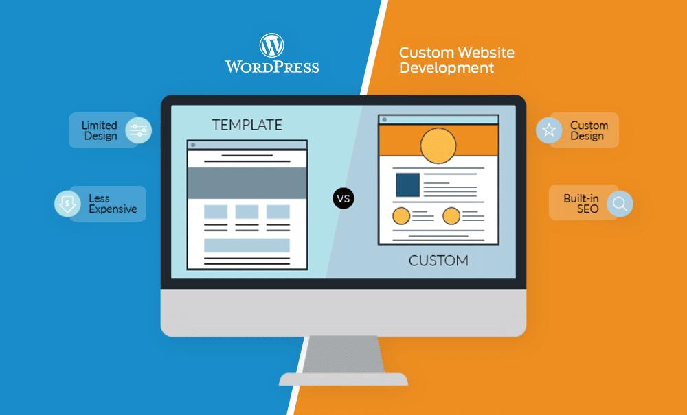 layanan jasa pembuatan website custom indonesia