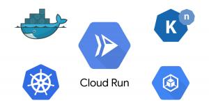 cloud run gcp console